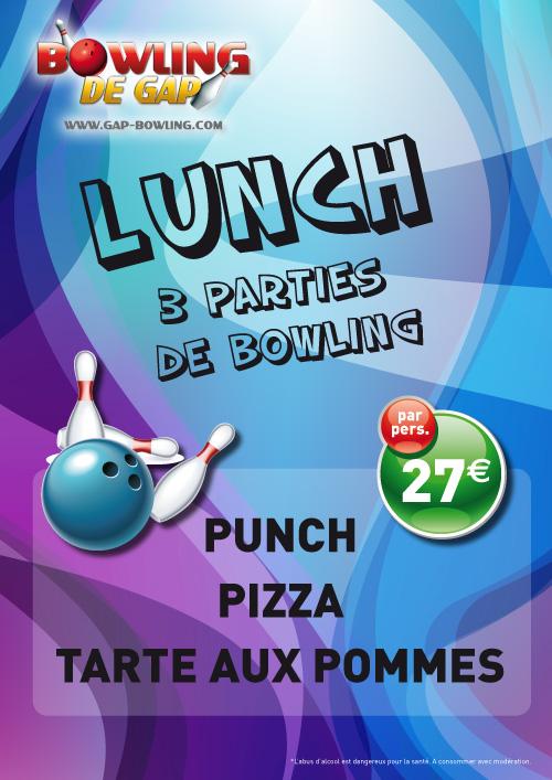 Formule lunch